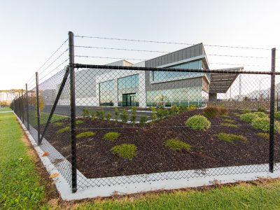 Fencing NZ-3814 Med Res